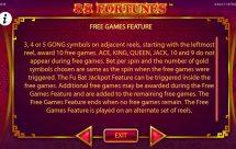88 fortunes slot screenshot 4