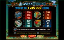 alaskan fishing slot screenshot 3