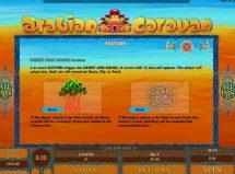 arabian caravan slot screenshot 4