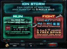battlestar galactica slot screenshot 3