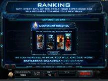 battlestar galactica slot screenshot 4