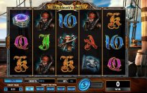 blackbeards gold slot screenshot 1