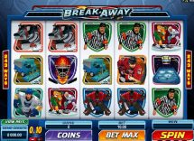 break away slot screenshot 1
