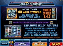 break away slot screenshot 3