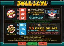 bullseye slot screenshot 2