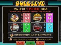 bullseye slot screenshot 3