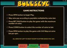 bullseye slot screenshot 4