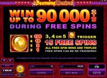 burning desire slot screenshot 2