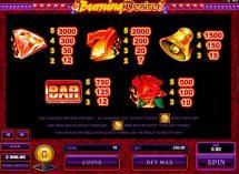 burning desire slot screenshot 4
