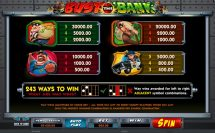 bust the bank slot screenshot 4