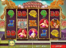 carnival royale slot screenshot 1