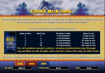 choy sun doa slot screenshot 4