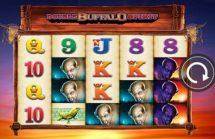 double buffalo spirit slot screenshot 1
