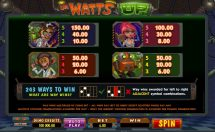 dr watts up slot screenshot 4