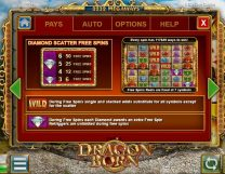 dragon born slot screenshot 4