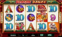 dragon dance slot screenshot 1