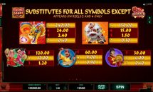 dragon dance slot screenshot 4