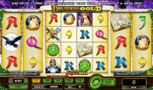 druidess gold slot screenshot 1