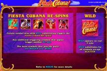 fiesta cubana slot screenshot 2