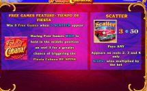 fiesta cubana slot screenshot 3