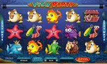fish party slot screenshot 1