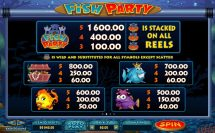 fish party slot screenshot 3
