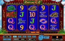 fortune 8 cat slot screenshot 1