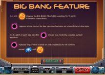 galacticons slot screenshot 2