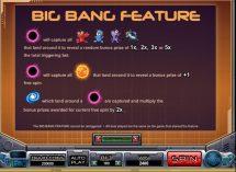 galacticons slot screenshot 3