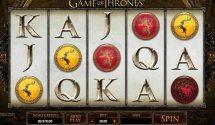 game of thrones slot screenshot 1