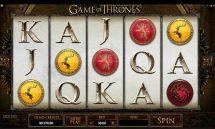 game of thrones slot screenshot 2