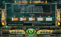 ghost pirates slot screenshot 2