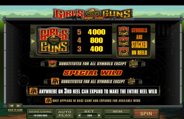 Girls With Guns - Frozen Dawn Slot Machine Online ᐈ Microgaming™ Casino Slots