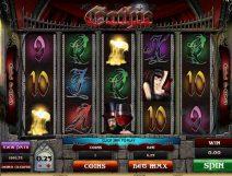 gothic slot screenshot 1