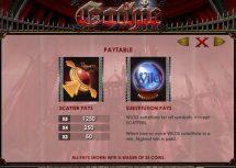 gothic slot screenshot 3