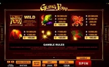 gung pow slot screenshot 3