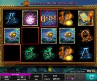 gypsy slot screenshot 1