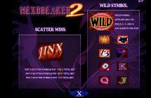 hexbreaker 2 slot screenshot 3