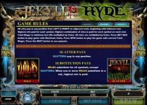 jekyll and hyde slot screenshot 2