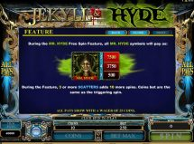 jekyll and hyde slot screenshot 4