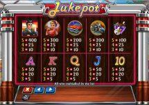 jukepot slot screenshot 4