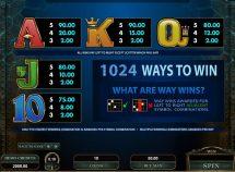 leagues of fortune slot screenshot 4