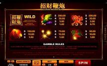 lucky firecracker slot screenshot 3