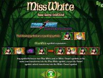 miss white slot screenshot 2