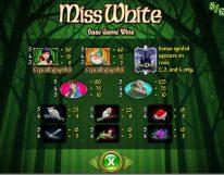 miss white slot screenshot 3