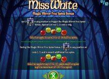 miss white slot screenshot 4
