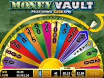 money vault slot screenshot 2