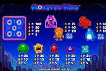 monster wins slot screenshot 4