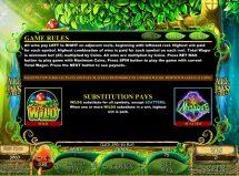mystique grove slot screenshot 2
