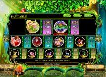 mystique grove slot screenshot 4